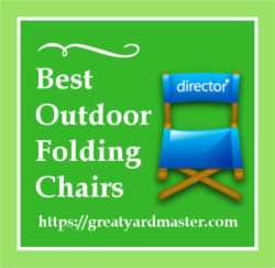best outdoor folding chairs reviews