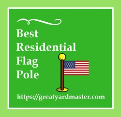 best residential flag pole reviews
