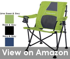 best camping chair for bad back guide