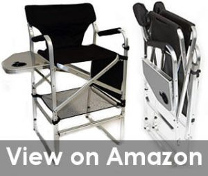 tall folding directors chair guide
