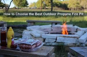 best gas fire pit tables reviews