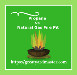 propane vs natural gas fire pit manual