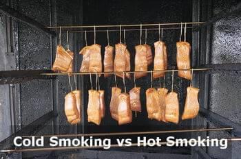 cold smoking vs hot smoking