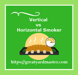vertical vs horizontal smoker