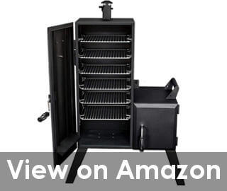 best charcoal smoker for fish