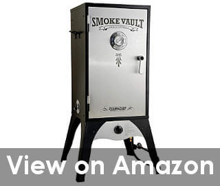 commercial fish smoker