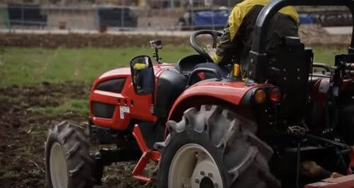 what is the best garden tractor for hills