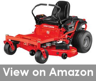 zero turn mower for hilly terrain