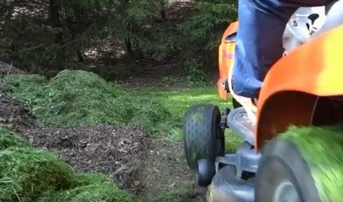 zero turn mowers good on hills