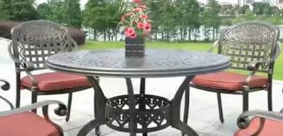 most popular outdoor furniture