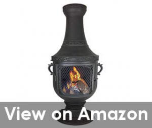 chiminea for cooking