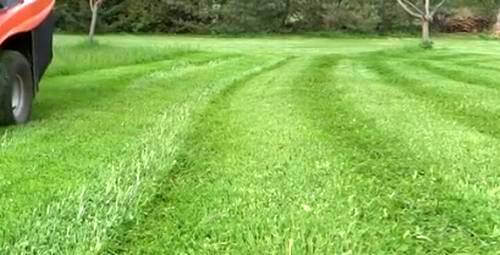 what type of equipment used for lawn