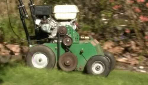 zero turn vs riding mower on hills