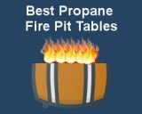 Best Propane Fire Pit Tables – Buyer's Guide