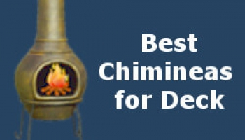 5 Best Chimineas for Deck