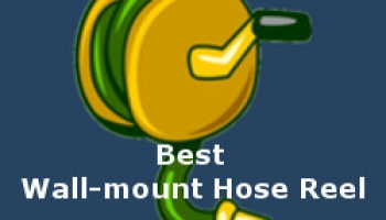 7 Best Wall Mount Hose Reel: Attractive and Heavy-duty