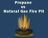 Propane vs Natural Gas Fire Pit: What is the Best Table?